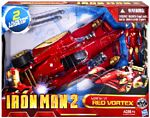Iron Man 2 Movie - Deluxe Figures and Vehicles