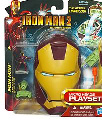 Iron Man 2 Movie - Micro Heads Playset