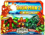 Super Hero Squad Iron Man Series