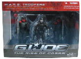 GI JOE - The Rise Of Cobra - 2-Pack,3-Pack, Multi-Pack