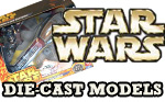 Star Wars AMT Die Cast