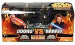 Star Wars ROTS Revenge of The Sith Battle Arena Action Figures