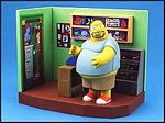 Simpsons Playsets