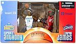 Mcfarlane Sports NBA 2-Packs 3-Pack Exclusives