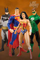 Alex Ross Justice League Box Set