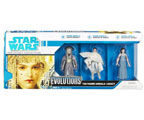 Star Wars Clone Wars 2008 - 2010 Evolution Packs
