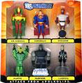 DC Universe - JLU - Multi-Pack, 3-Pack