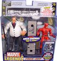 Marvel Legends Face-Off 2-Pack Series 1