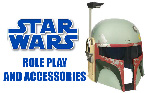Star Wars - Role Play, Lightsaber, and Accessories