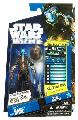 Star Wars Clone Wars 2010 - Black and Blue Card