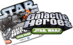 Star Wars - Galactic Heroes 2-Pack