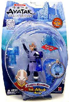 Ice Attack Aang