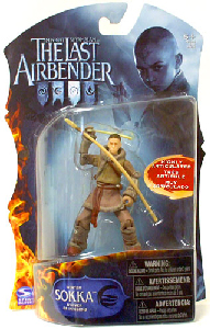 The Last Airbender Movie - Winter Gear Sokka