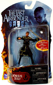 The Last Airbender Movie - General Zhao