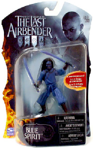 The Last Airbender Movie - Blue Spirit