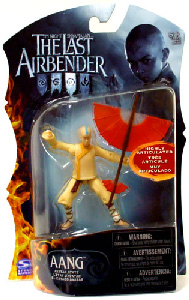 The Last Airbender Movie - Avatar State Aang