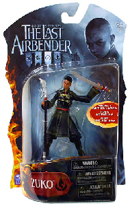 The Last Airbender Movie - Zuko with Sword and Staff
