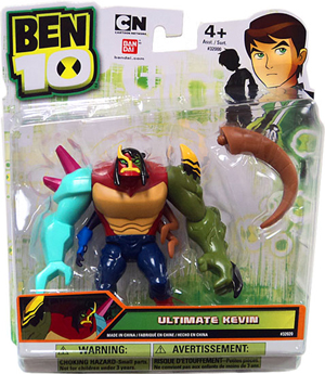 Toydorks Bandai Ben 10 Ultimate Alien Ultimate Kevin
