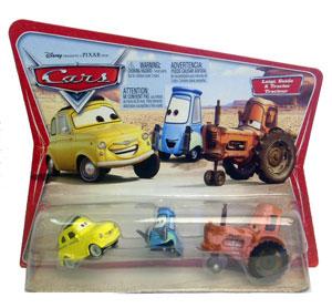 Toydorks Mattel Toys Cars The Movie Original Die Cast Luigi