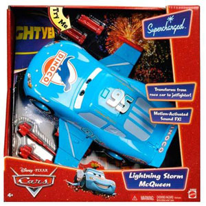 Toydorks Mattel Toys Cars The Movie Supercharged
