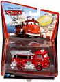 Cars 2 Movie - Oversized Red Firetruck