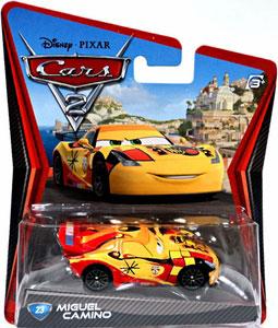 ToyDorks Mattel Toys Cars 2