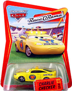 Race O Rama - Charlie Checker