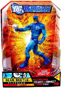 DC Universe - BAF Atom Smasher - Blue Beetle