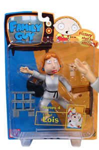 Lethal Lois OPEN PACKAGE