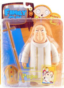 Family Guy Series 3 - The Pope