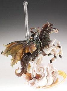 Final Fantasy Master Creatures 2 - Odin
