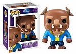 Funko Pop Disney - 3.75 Vinyl The Beast