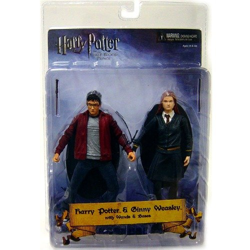 Half-Blood Prince - Harry Potter and Ginny Weasley 2-Pack