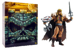 MOTU Classic - SDCC Exclusive King Grayskull