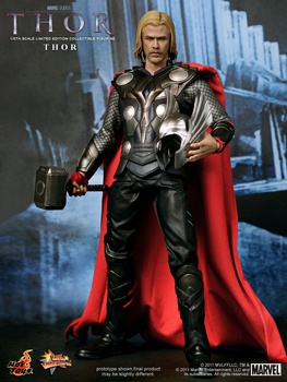 Toydorks Hot Toys Hot Toys Thor Movie 12 Inch 1 6 Th