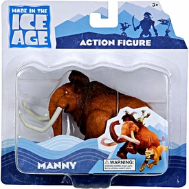 Toydorks mattel toys ice age continental drift manny