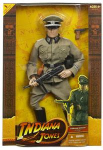 Toydorks Hasbro Toys 12 Inch Indiana Jones German