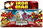 Iron Man Super Hero Squad: Desert Face Off 4-Pack