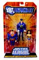 DC Universe - Justice League Unlimited - Superman, Blackhawk, Wonder Woman