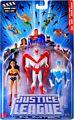 Justice League Unlimited 3-Pack: Wonder Woman, Hawk, Dove