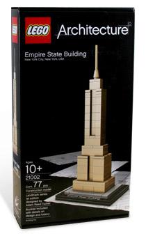 LEGO - Architecture - Empire State Building[21002]