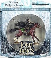 LOTR 3-inch: Aragorn On Horseback