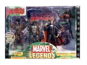 Marvel Legends Monsters Gift Pack