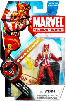 Marvel Universe - Sunfire
