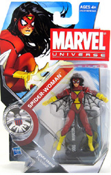 Marvel Universe - Spider-Woman