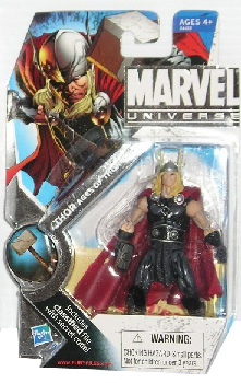 Marvel Universe - SDCC 2010 Thor - Ages Of Thunder