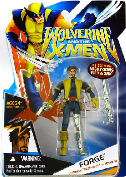 Wolverine and The X-men: Forge