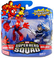 Super Hero Squad - Ben Reilly Spider-Man and Bullseye
