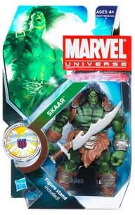 Marvel Universe - Skaar