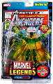 Marvel Legends Avengers Vision Clear Variant